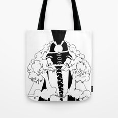 holy mountain Tote Bag