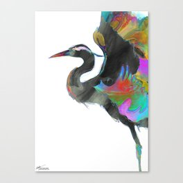 Vyakta Canvas Print