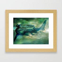 Denizen Framed Art Print