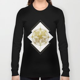 Golden Compass Long Sleeve T-shirt