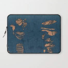 Broken trousers and shirts Laptop Sleeve