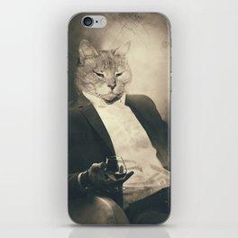 The Boss iPhone Skin