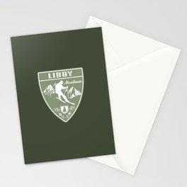 Ski Libby Montana Stationery Cards
