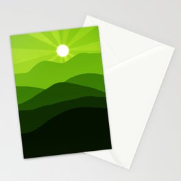 Landscape Dream Stationery Cards
