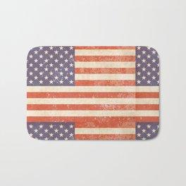 U.S. Flag Bath Mat