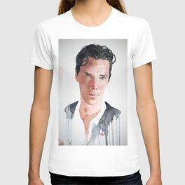 Sherlock, Benedict Cumberbatch T-shirt