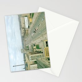 East Berlin Fernsehturm '69 Stationery Cards