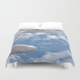 Aerial View Duvet Cover