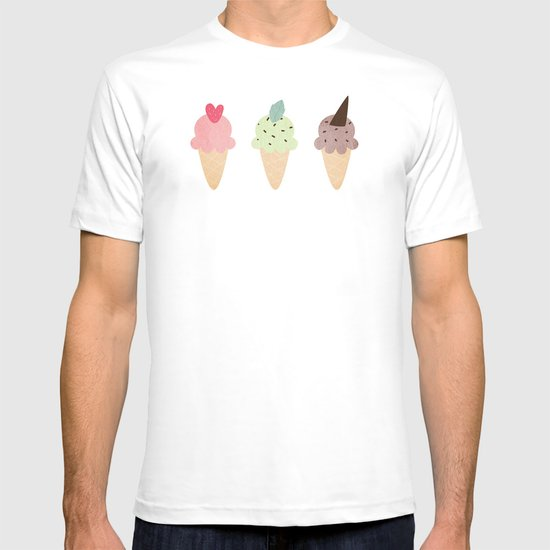 Ice Cream Fantasy T-shirt