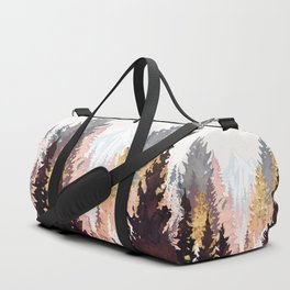 Wine Forest Duffle Bag