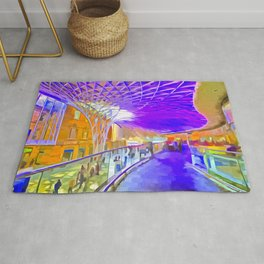 London Pop Art Rug