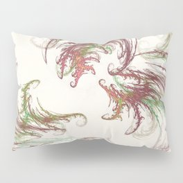 Harvest Winds Fractal Pillow Sham