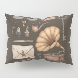 A Sophisticated Assemblage Pillow Sham