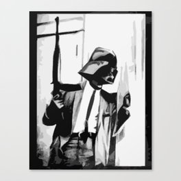 By Any Force Necessary Canvas Print