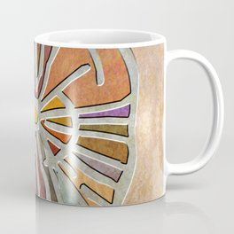 Tribal Maps - Magical Mazes #03 Coffee Mug