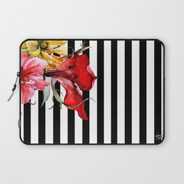 FLORA BOTANICA | stripes Laptop Sleeve