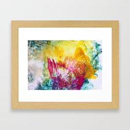 Fireworks - JUSTART Framed Art Print