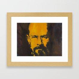 W.W. Framed Art Print