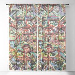 Transmutation Sheer Curtain
