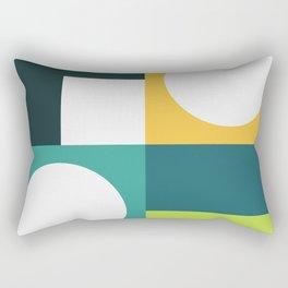 Modern Geometric 55 Rectangular Pillow