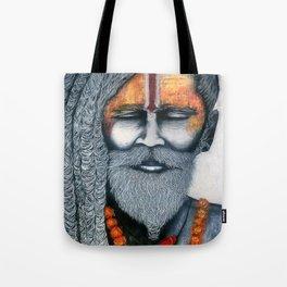 Holy Man Tote Bag
