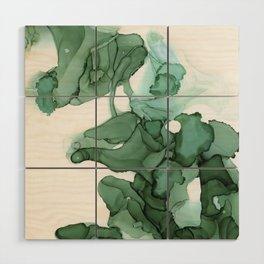 emerald II Wood Wall Art