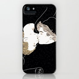Minutes in the Universe iPhone Case