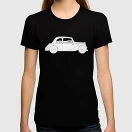 Coupe - vintage model of car T-shirt