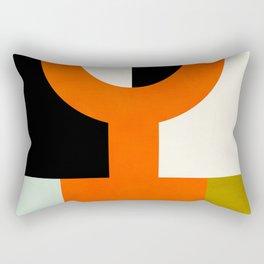 sisterhood geometry Rectangular Pillow