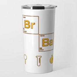 bad chemical Travel Mug