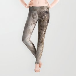 Grey seal Leggings