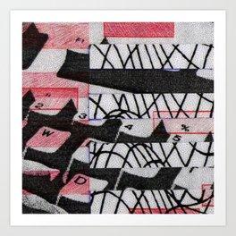 PD3: GCSD35 Art Print