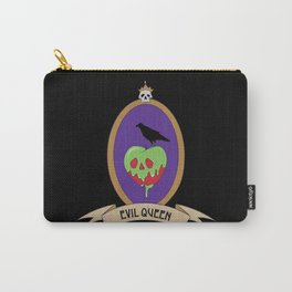 EVIL QUEEN - Apple and Raven Carry-All Pouch
