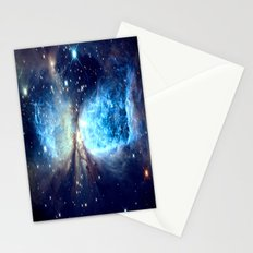 A Star is Born Teal Stationery Cards