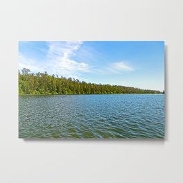 Lake Itasca - Minnesota, USA 14 Metal Print
