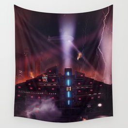 Andover Esate, Blade Runner Style Wall Tapestry