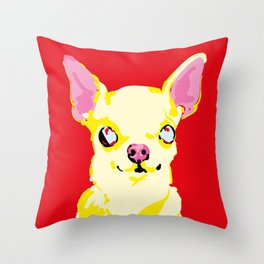 Bitch Throw Pillow