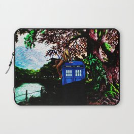 Tardis And Dr.Who 1 Laptop Sleeve