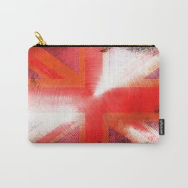 God save the Union Jack Carry-All Pouch