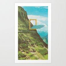 ultrastructures #2 Art Print