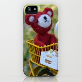 Toys - A cool sunset iPhone Case