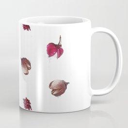 Red Potpourri Coffee Mug