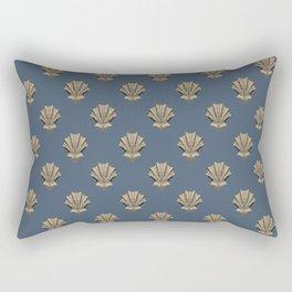 Clamshell design Rectangular Pillow
