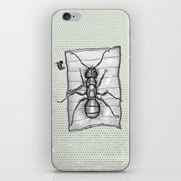 Ant Beach iPhone Skin