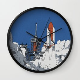 Last Launch Wall Clock