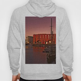 Albert Docks, Liverpool Hoody