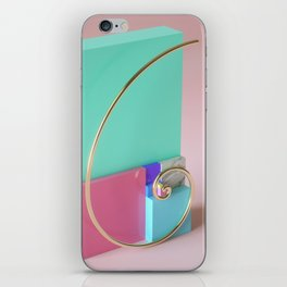 Golden Ratio iPhone Skin