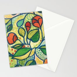 Vibrant Stationery Cards
