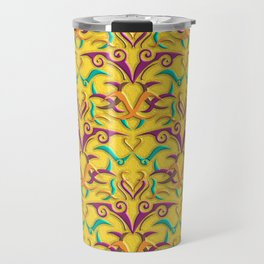 Tribal Pattern 1 Travel Mug