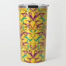 Tribal Pattern 1 Travel Mug
